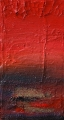 Cretto rosso e sabbia