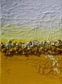 Cretto giallo e quarzo bianco