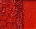 Cretto e quarzo rosso