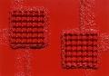 """Della serie """"Non siamo scatole"""", Composizione rossa n. 4"""