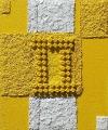 Grande composizione gialla