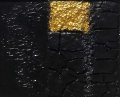 Monocromo nero e oro