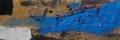 Composizione azzurra di sacchi e materia 2