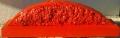 Cretto rosso e trucioli (lato b)